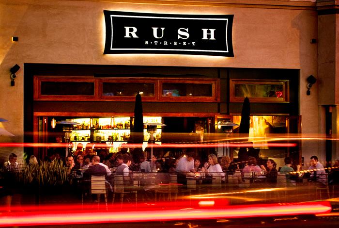 Rush Street Culver City Chicago Bears Bar Sports Bar